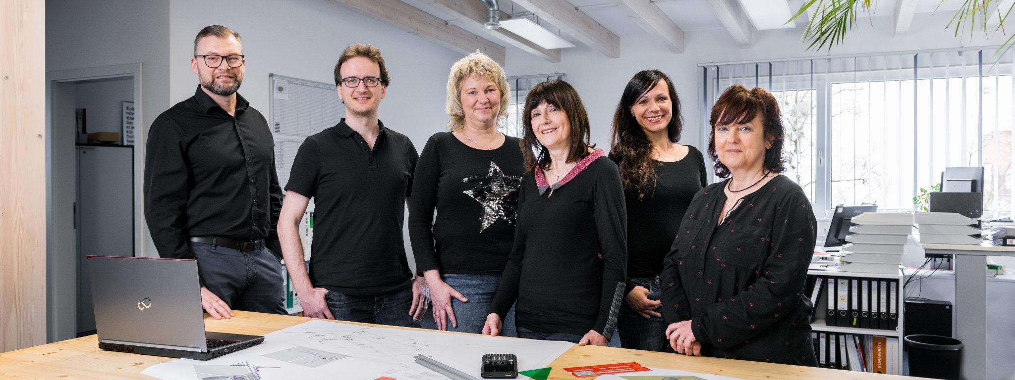 das Team der KPLAN GmbH
